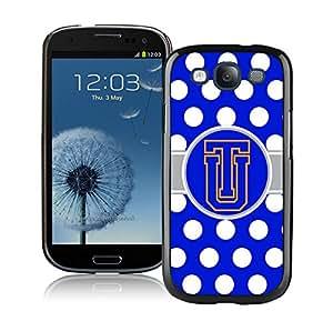 NCAA Tulsa Golden Hurricane Black Customize Samsung Galaxy S3 I9300 Phone Cover Case