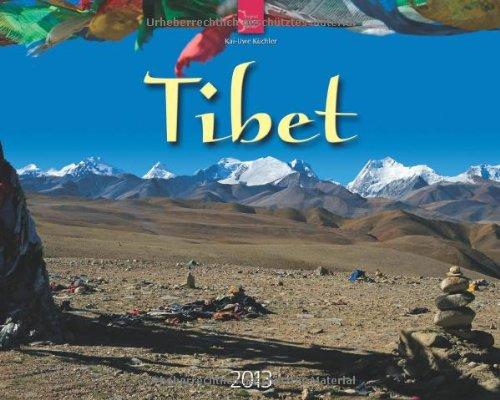 Tibet 2013 - Original Stürtz-Kalender