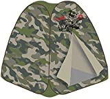 Boys Play Tent Camo Play Fort