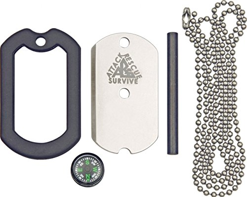 Dog Tag Deluxe Survival Knife
