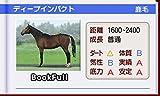 the Derby Stallion GOLD (first purchase bonus of nostalgia Meiba