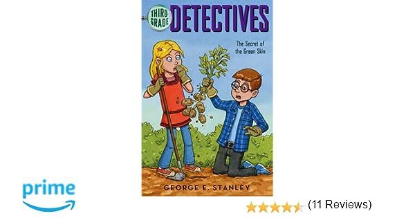 Amazon.com: The Secret of the Green Skin (Third-Grade Detectives ...