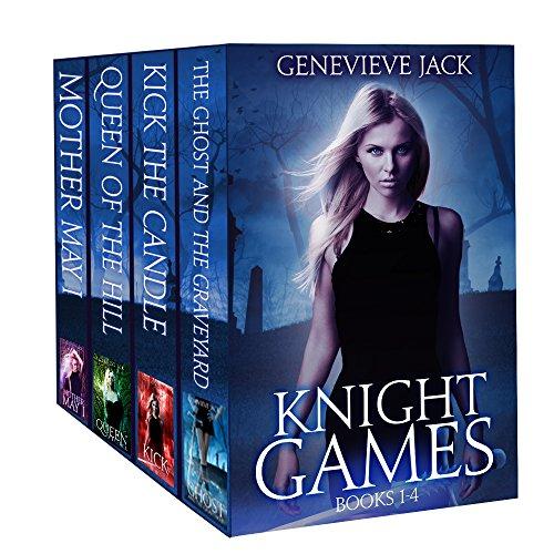 Knight Games Omnibus: Books 1-4 cover