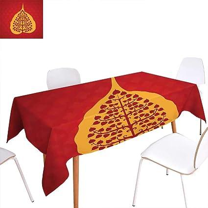 Amazon.com: familytaste Leaf Dinner Picnic Table ...