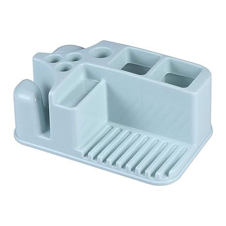 TOPBATHY Soporte para Cepillo de Dientes Soporte de baño ...