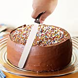 Straight Icing Spatula, Professional Stainless