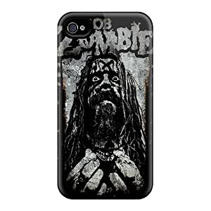 Top Quality Cases Covers For Iphone 6 Cases With Nice Rob Zombie Appearance