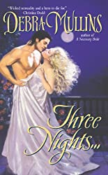 Three Nights... (Avon Historical Romance)