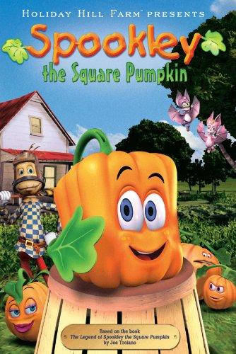 (Spookley The Square Pumpkin )