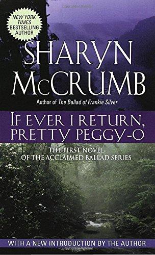book cover of If Ever I Return, Pretty Peggy-O