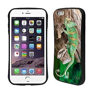 cincinnati reds case's Shop 9756537M52486267 Head Case Designs Chameleon Famous Animals Hybrid Gel Back Case for Apple iPhone 6 Plus 5.5