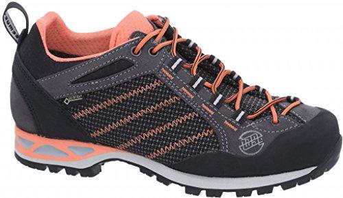 zapatos de mujer de orink Asphalt Lady hanwagakra Low GTX montaña CYqAH