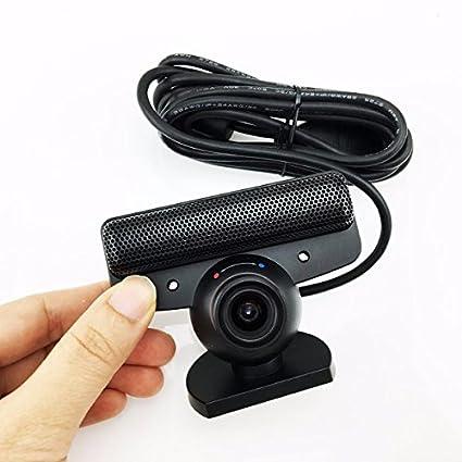 GOZAR Movimiento De Ojos Cámara Sensor Con Puerto Usb Para Play Station Sony Ps3