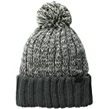Levi's Men's Pom Beanie, Charcoal, One Size