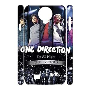 One Direction Concert Unique Design 3D Cover Case for SamSung Galaxy S4 I9500,custom cover case ygtg-784379 WANGJING JINDA