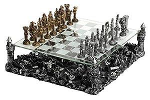 CHH 2127A 3D Chess Set - Knight by CHH