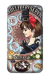 S2014 Kiki Delivery Service Case Cover For Samsung Galaxy S5