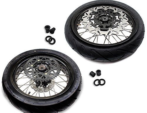 Drz400 Supermoto Wheels - 7