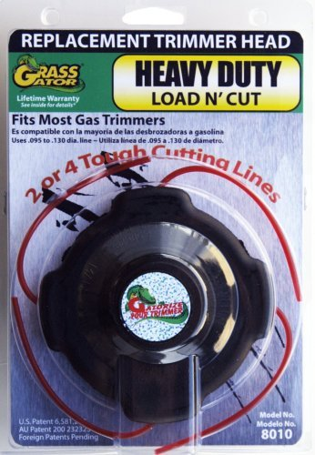 Amazon.com : Grass Gator 8010 Load n Cut Replacement String ...