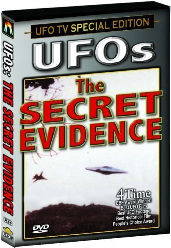 UFO's The Secret Evidence, UFO TV Special Edition by UFO Tv by Michael Hesemann by UFO Tv