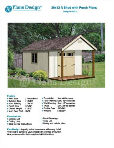 20' x 12' Cabin Loft Utility Shed with Porch Plans / Plueprint - Design Garden Shed With Loft Designs on warehouse with loft, sauna with loft, library with loft, patio with loft, garage with loft, outdoor shed with loft, cottage with loft, work shed with loft, outbuilding with loft, green house with loft, workshop shed with loft, building shed with loft, 10x12 shed with loft, shed plans with loft, basement with loft, diy shed with loft, metal shed with loft, utility shed with loft, roof with loft, deck with loft,