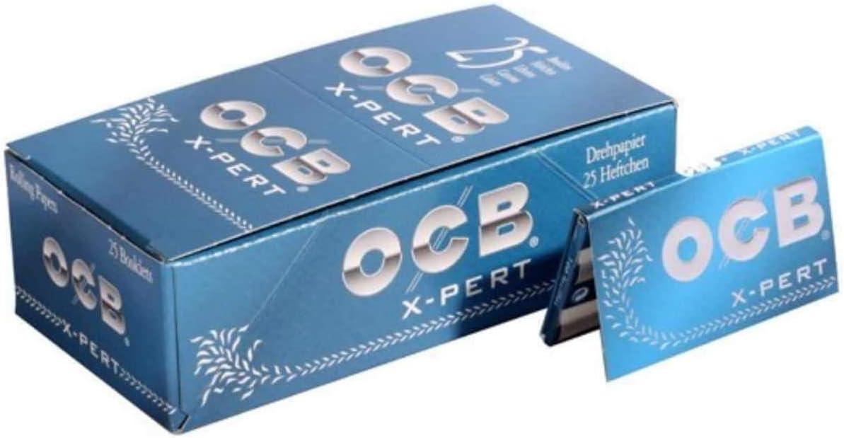Papeles de Enrollar OCB X-Pert x25