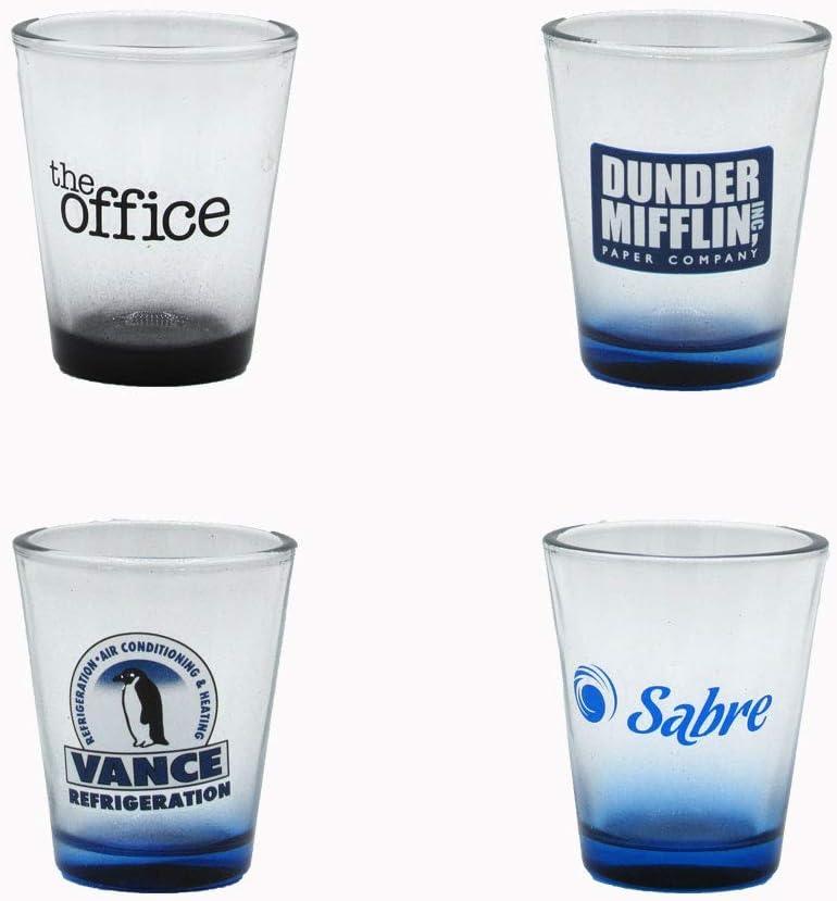 The Office Shot Glass Set Standard