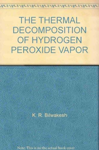 hydrogen peroxide vapor - 1