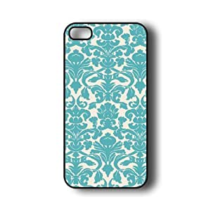 iPhone 5 Case ThinShell Case Protective iPhone 5 Case Vintage Damask