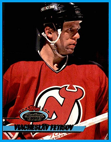 1993-94 Stadium Club  265 Slava Fetisov NEW JERSEY DEVILS at Amazon s  Sports Collectibles Store 77a392a1c39