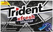 Trident Gomas de Mascar Fresh Intense, 26,6g