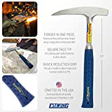Estwing Rock Pick - 22 oz Geological Hammer with