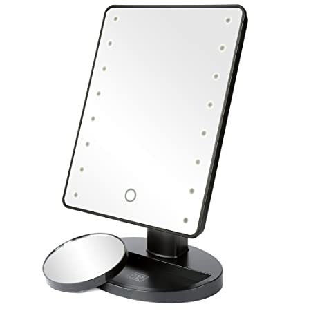 H S Makeup Mirror With Light Led Light Up Mirror Vanity Mirror With