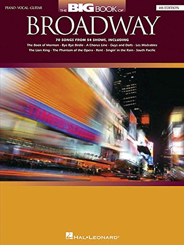 The Big Book of Broadway, Fourth Edition