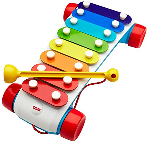 Fisher Price Toddler Pull Toy - Fisher-Price Classic Xylophone
