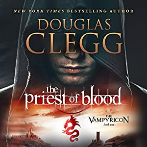 The Priest of Blood Audiobook