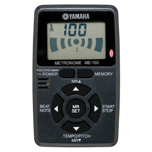 Yamaha ME150BK Electronic Metronome