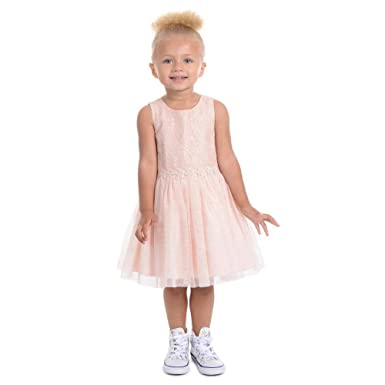 2c7e48c8b66 Amazon.com  Pippa   Julie Girls  Ballerina Corsage Dress  Clothing