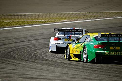 Photography Poster - Dtm, Nürburgring, Racing Car, 24