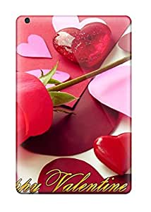 Hot Design Premium Mev11188mLzb Tpu Cases Covers Ipad Mini Protection Cases(valentine's Day)
