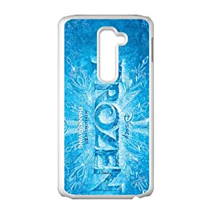 YESGG Frozen Snowflake Cell Phone Case for LG G2