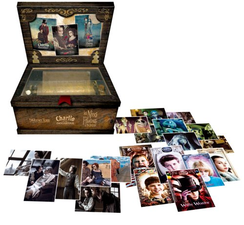 Tim Burton Collection - Coffret - Sweeney Todd + Charlie et la ...