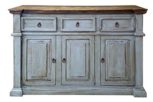 Entry Foyer Credenza : Hi end rustic western tv stand or entryway credenza in