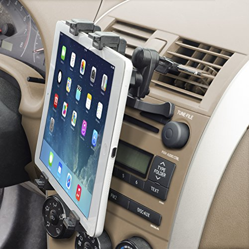 Okra Universal Air Vent Tablet Car Mount Holder With 360