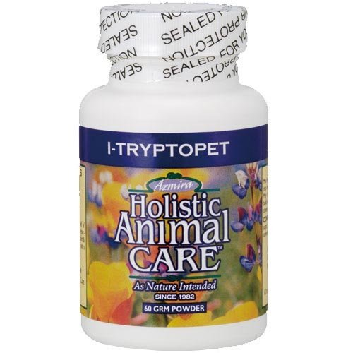 L-TryptoPet (l-Tryptophan) by Azmira Holistic Animal Care