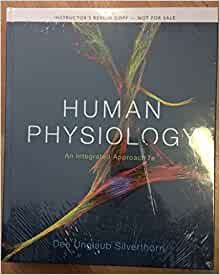 Instructors Review Copy For Human Physiology An