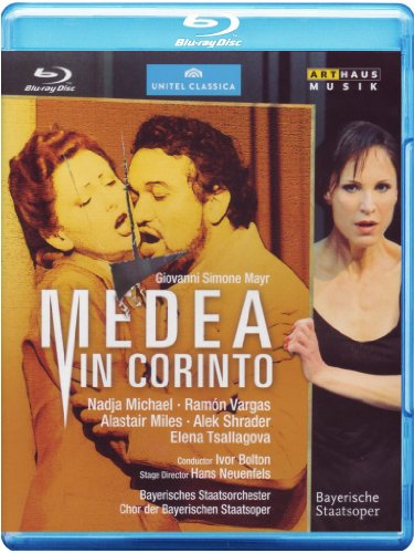 Elena Tsallagova - Medea in Corinto (Blu-ray)