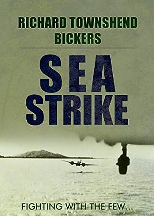 book cover of Sea Strike