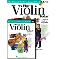 Play Violin Today! Beginner's Pack: Level 1 Book/Online Audio/DVD Pack (Play Today!: Level One)