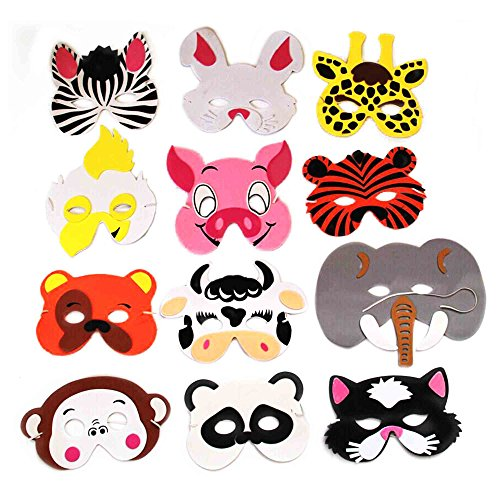 Fun C (Cool Masks For Kids)